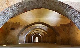 Cavallerizza e strade sotterranee