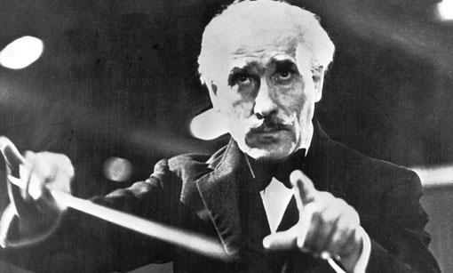 """Arturo Toscanini: """"Vigevano è una sinfonia"""""""
