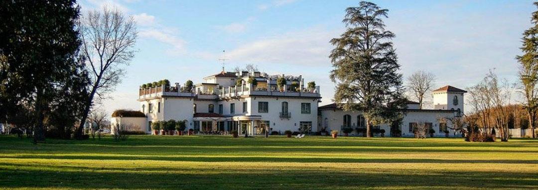 Dove dormire a Vigevano: Villa necchi