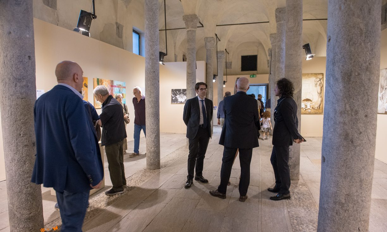Leonardo antico moderno Vigevano